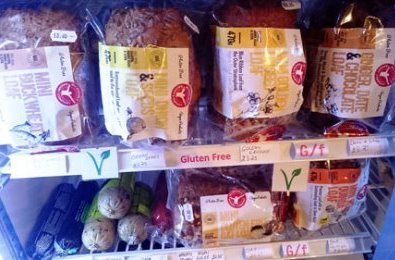 We sell gluten-free bread at its best – tasty and nutritious, with lots of different varieties
